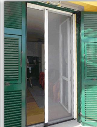Mobili ingresso dicembre 2015 - Zanzariere per porte finestre prezzi ...